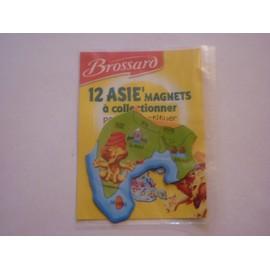 Magnet Brossard Asie - Inde