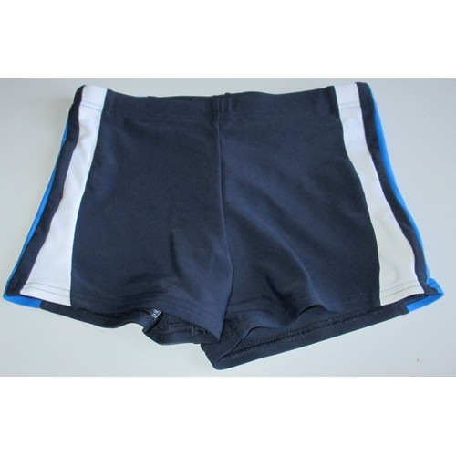 88706ab5279e Ans Boxer Noir Bain De Basicyoke Garçon Bleu Maillot 14 Nabaiji wTztZqn