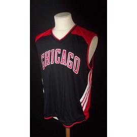 a45cdb6eb0fc6 Maillot De Basket Vintage Nba Chicago Bulls Adidas Taille L À - 53%