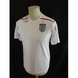 Maillot equipe de Angleterre de foot