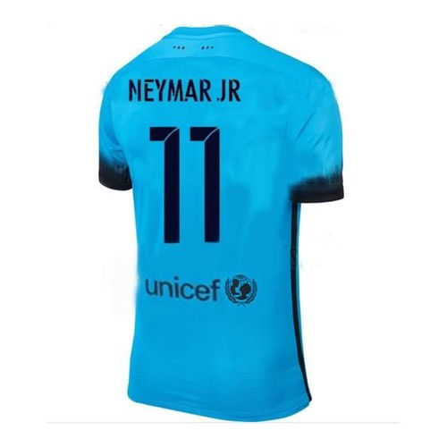 maillot neuf fc barcelone bar a bleu neymar nike saison 2015 2016. Black Bedroom Furniture Sets. Home Design Ideas