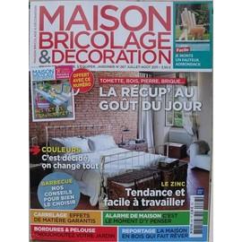 maison bricolage et decoration magazine