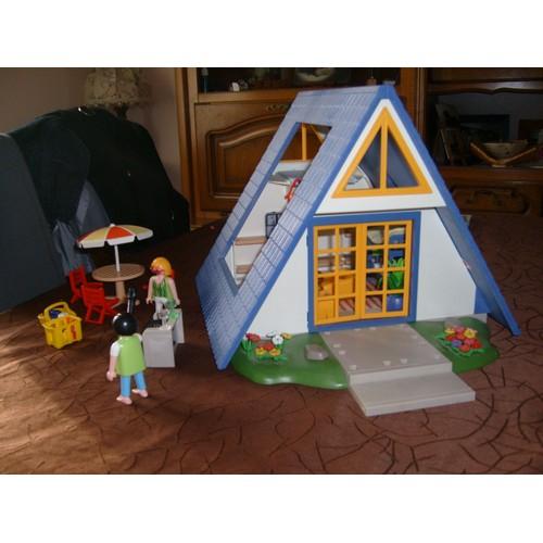 Maison de campagne playmobil achat vente de jouet priceminister rakuten - Plan maison de campagne playmobil ...