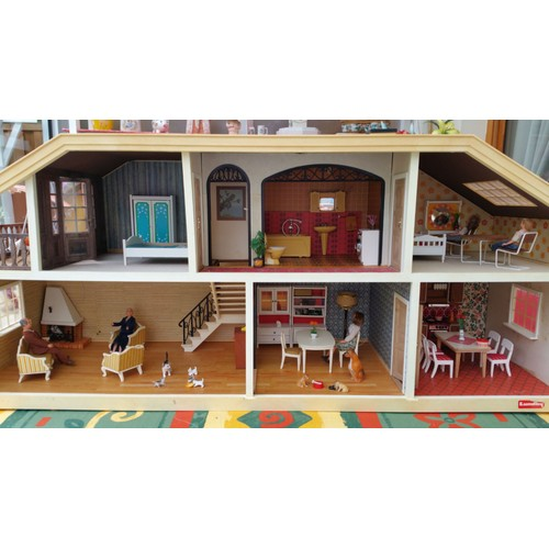 maison de poup e lundby 1975 achat vente de jouet priceminister rakuten. Black Bedroom Furniture Sets. Home Design Ideas