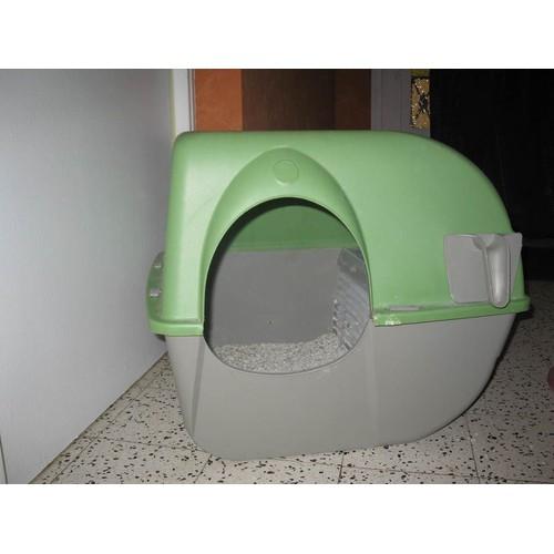 maison de propret pour chat auto nettoyante achat et vente. Black Bedroom Furniture Sets. Home Design Ideas