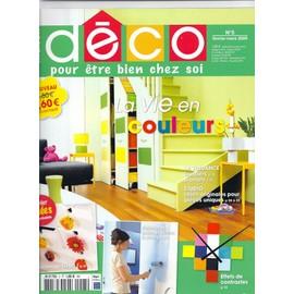Site dco maison dco entre appartement with escalier for Revue decoration maison