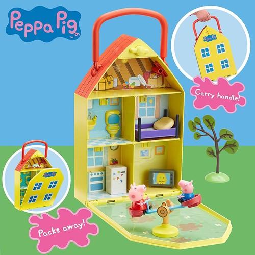 Maison & Jardin Playhouse Peppa Pig - Achat vente de Jouet - Rakuten