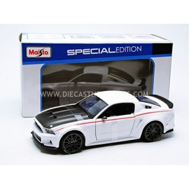 Maisto Racer 124 2014 31506w Ford Street Mustang vy8wmN0On