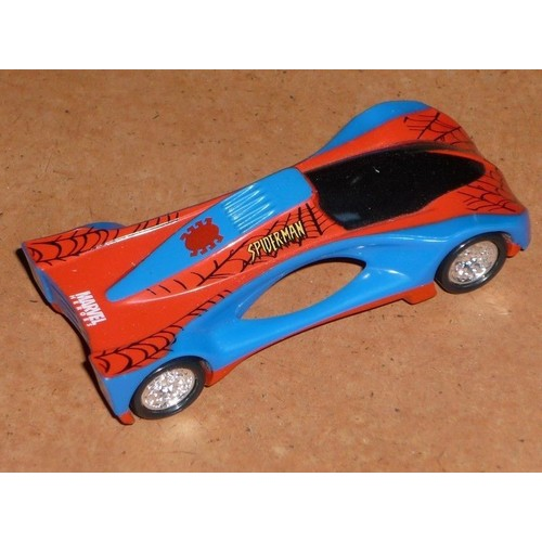 Majorette marvel spiderman petite voiture achat et vente - Spiderman voiture ...