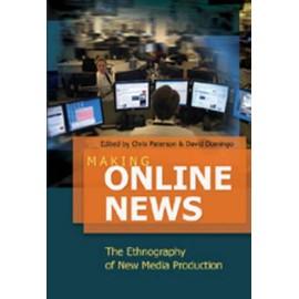 Making Online News de Chris Paterson