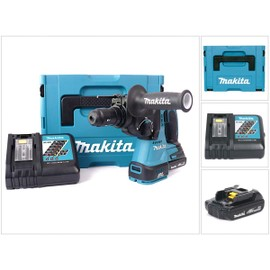 Makita dhr 243 kit y1j d perforateur burineur sans fil 18 v avec bo tier makpac inclus bl 1815 n - Perforateur makita sans fil ...