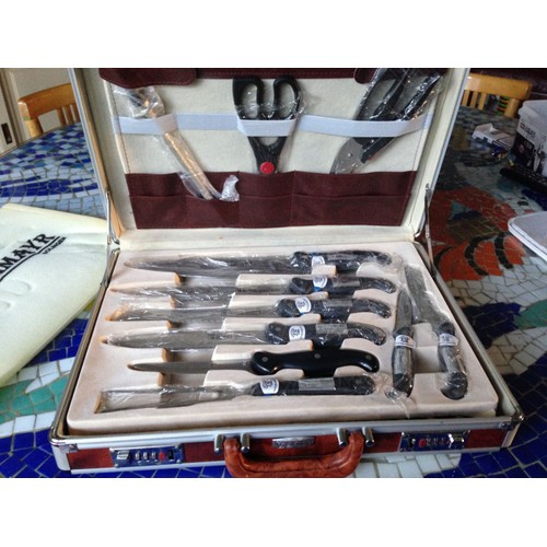 Malette de couteaux et accessoires de cuisine achat et vente for Achat accessoire de cuisine