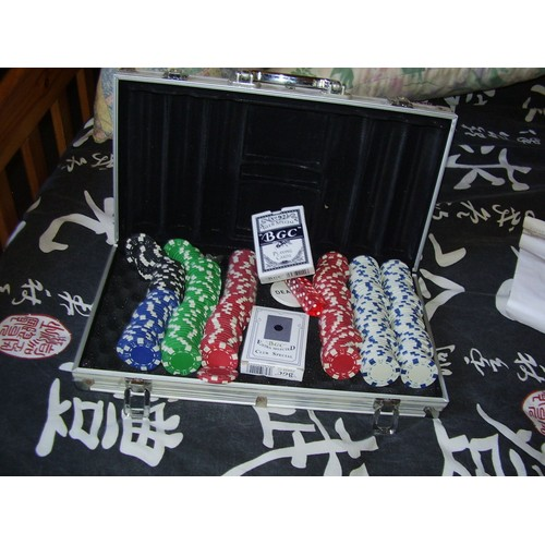 malette de poker achat et vente priceminister rakuten. Black Bedroom Furniture Sets. Home Design Ideas