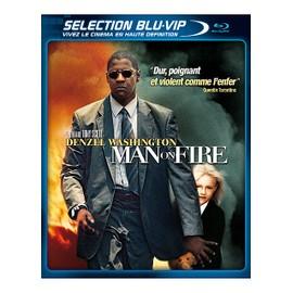 Man On Fire - Blu-Ray de Scott Tony