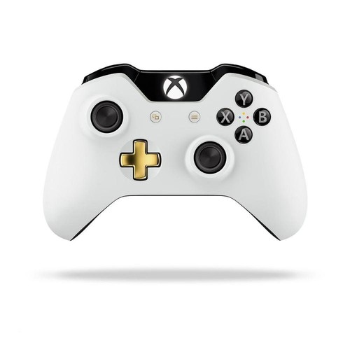 manette sans fil white lunar pour xbox one achat et vente. Black Bedroom Furniture Sets. Home Design Ideas