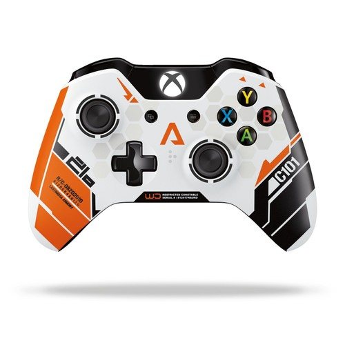 manette sans fil titanfall edition limit e achat et vente. Black Bedroom Furniture Sets. Home Design Ideas
