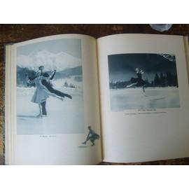 Le Patinage Artistique : 120 H�liogravures de Manfred Curry