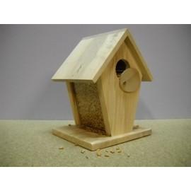mangeoire oiseaux graines cabane maison nichoir achat et vente. Black Bedroom Furniture Sets. Home Design Ideas