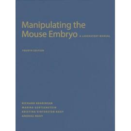 Manipulating Mouse Embryo 4e