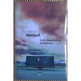 079838f3ffd2c8 Les Chaussures Italiennes de henning mankell Format Beau livre. Favoris  Alerte prix. Partage