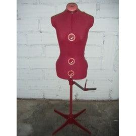 mannequin de couture reglable t 38 46 pas cher. Black Bedroom Furniture Sets. Home Design Ideas