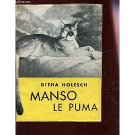 Manso Le Puma. de HOLESCH DITHA