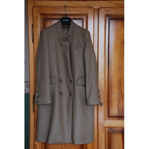 Manteau comptoir des cotonniers laine 38 beige achat et - Code avantage comptoir des cotonniers ...