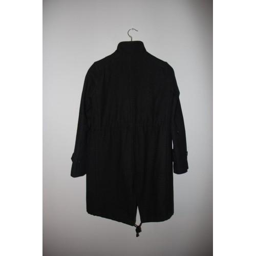 Manteau comptoir des cotonniers laine xs gris fonc - Code avantage comptoir des cotonniers ...
