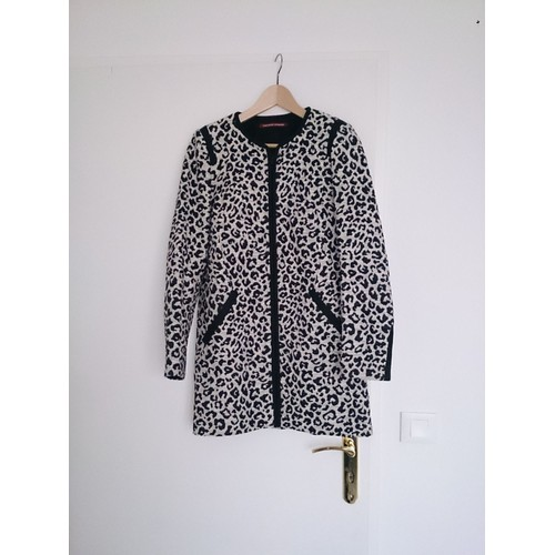 Manteau comptoir des cotonniers roxana coton 38 noir - Code avantage comptoir des cotonniers ...