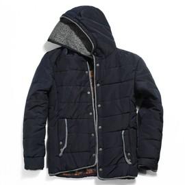 Détails sur Adidas Originals X White Mountaineering Veste Matelassée Taille XL Bleu marine RRP £ 250 BNWT afficher le titre d'origine