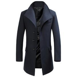 Manteau d'hiver homme en laine