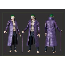 Joker Tunique Violet Quinn Squad Veste Suicide Manteau Métal Harley Fzx1ndq