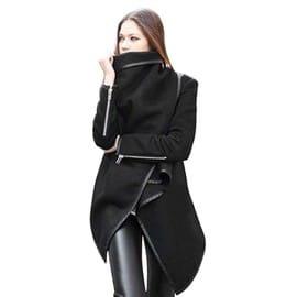 Manteau hiver femme original