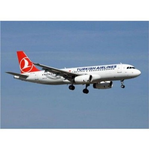 maquette avion airbus a320 turkish airlines neuf et d 39 occasion. Black Bedroom Furniture Sets. Home Design Ideas