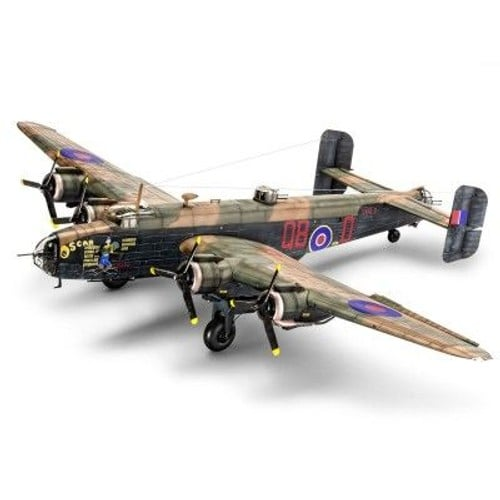 maquette avion handley page halifax b mk iii neuf et d 39 occasion. Black Bedroom Furniture Sets. Home Design Ideas