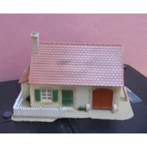 Maquette de maison train ho jouef neuf et d 39 occasion for Vendeur de maison