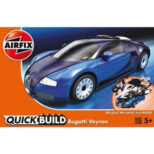 maquette voiture bugatti veyron 16 4 airfix neuf et d 39 occasion. Black Bedroom Furniture Sets. Home Design Ideas