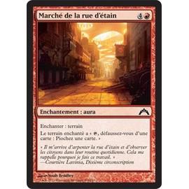 March� De La Rue D'�tain (Tin Street Market) - Magic Mtg