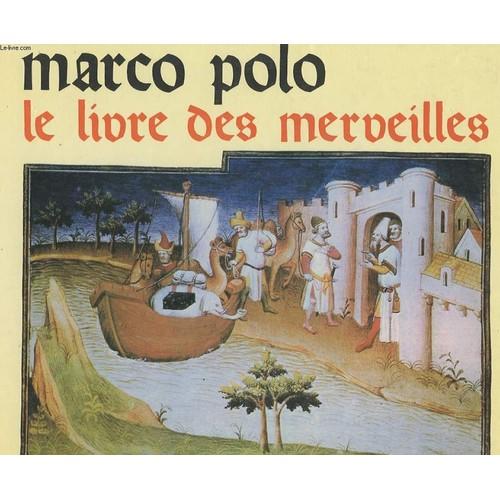 Marco polo le livre des merveilles de anonyme format cartonn for Le livre de