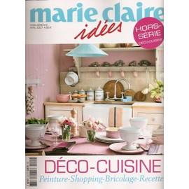 Magazine deco cuisine idee deco cuisine peinture saint for Revue bricolage maison