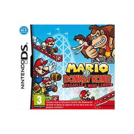 Mario Vs. Donkey Kong - Pagaille � Mini-Land !
