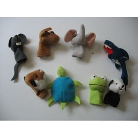 Marionnettes � Doigts Animaux