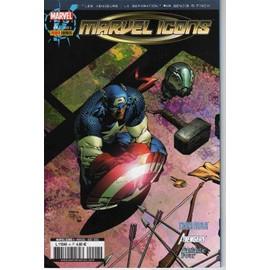 Marvel Icons N� 4 : Les Vengeurs La S�paration