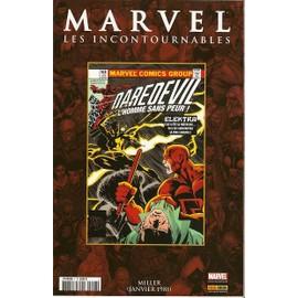 Marvel : Les Incontournables N� 7 : Daredevil N� 168 ( Janvier 1981 ) - Frank Miller