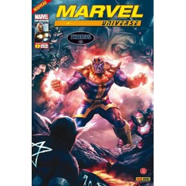Marvel Universe 1 Thanos 1/2