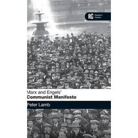 Marx And Engels' 'communist Manifesto' de Peter Lamb