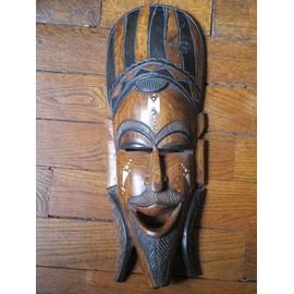 masque africain senegal