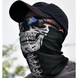 masque tour de cou t te de mort squelette microfibre ops duty army warfare skull anarchy. Black Bedroom Furniture Sets. Home Design Ideas