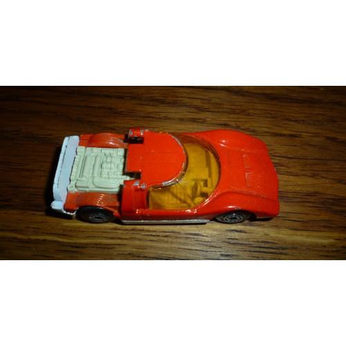 Matchbox N° Environ 500 Arrière Superfast Ltd 1971 R 66 Rougesans Capot X Productsamp; England 07x03cm Cie Mazda Lesney 0wm8nvN