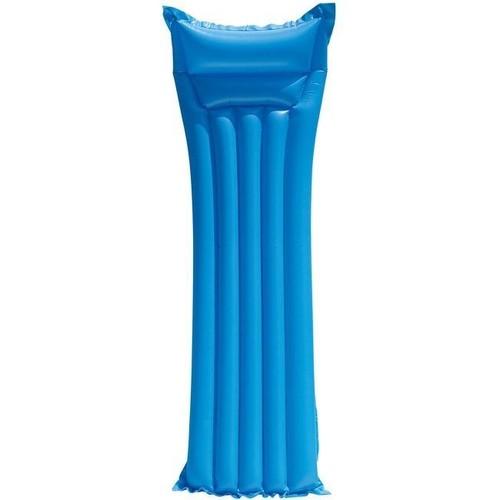 matelas gonflable piscine bleu lit flottant de natation sport nautique t 1 83m x 69cm bestway. Black Bedroom Furniture Sets. Home Design Ideas